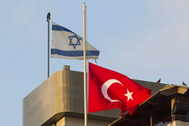 Turquia pede a embaixador israelita para deixar o país temporariamente
