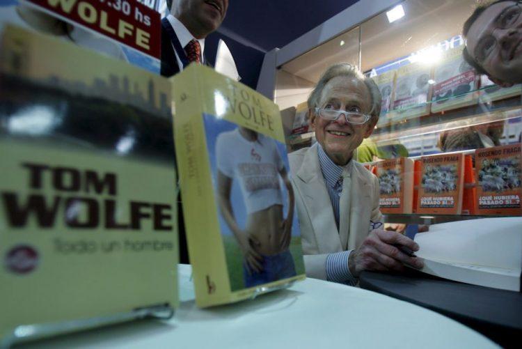 Morreu Tom Wolfe