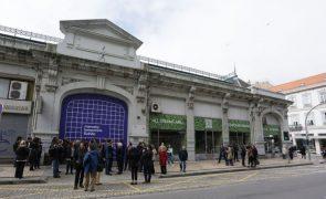 Obra de 2 anos no mercado do Bolhão consignada hoje pela Câmara do Porto