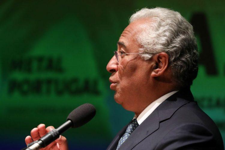António Costa diz que indústria metalomecânica é o principal setor exportador do país