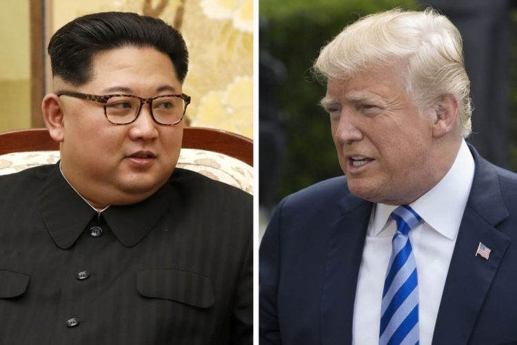 Coreia do Norte ameaça anular cimeira de Kim Jong-un com Donald Trump
