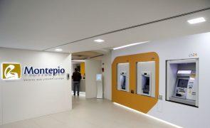 Lucros do banco Montepio revistos em baixa para 6,4 ME