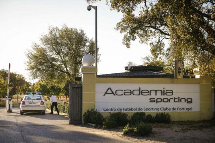 Invasão Academia Sporting: Mais 2 suspeitos detidos, 8 no total