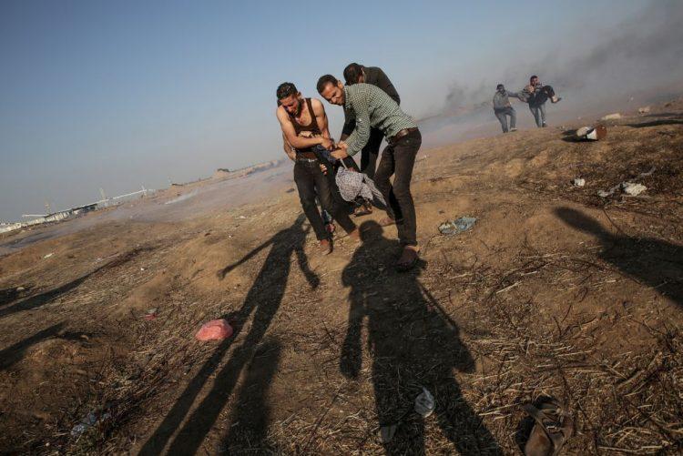 Jerusalém: Autoridades israelitas enviam ajuda humanitária para Gaza