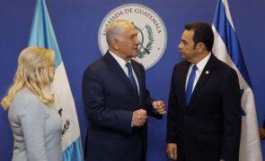 Guatemala inaugura nova embaixada em Israel