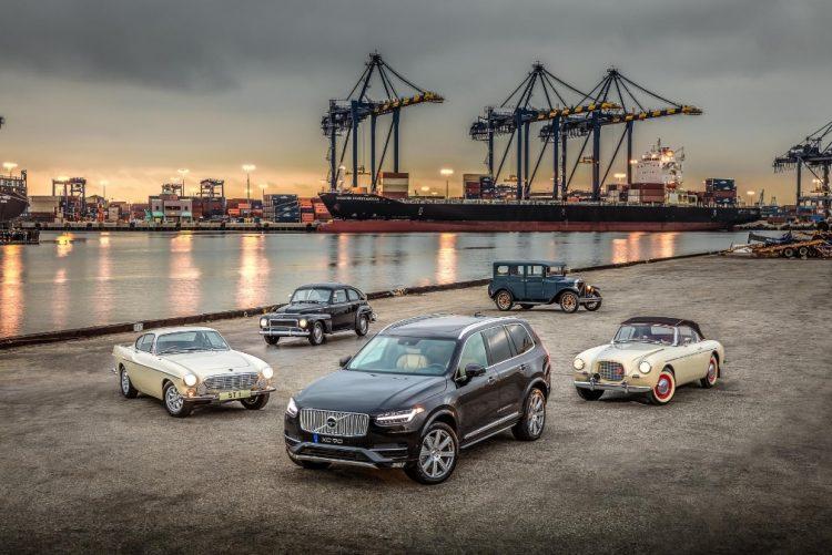 Volvo Car comemora 10 anos em Portugal