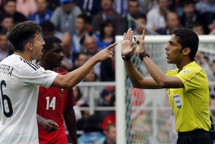 Mundial2018: Federação Saudita suspende árbitro al Mirdasi de forma vitalícia