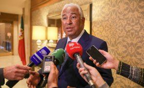 Costa diz que Estados Unidos têm dado um contributo negativo à paz mundial