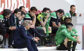 Sporting: Jogadores unidos querem a demissão de Bruno de Carvalho até segunda-feira