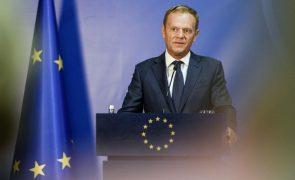 Presidente do Conselho Europeu: «Com amigos como Trump, quem precisa de inimigos?»