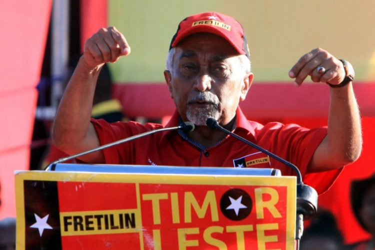 Líder da Fretilin acusa coligação de oposição de