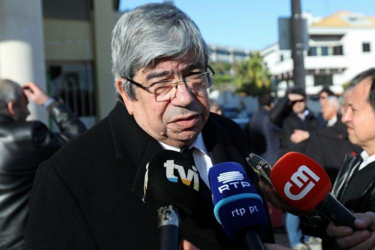 Sporting: Ferro Rodrigues «nada tem a dizer» sobre acusações de Bruno de Carvalho