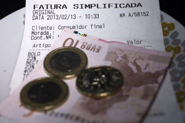 Faturas com descrição 'prato do dia' dão direito a multa do Fisco