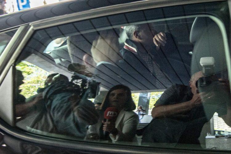 Sporting: André Geraldes e restantes detidos já estão no TIC do Porto