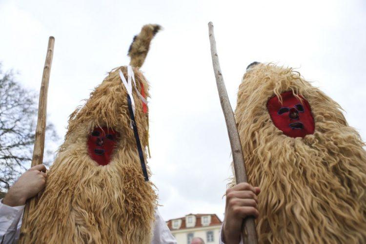 Festival ibérico de máscaras começa hoje em Lisboa com Brasil e Irlanda convidados