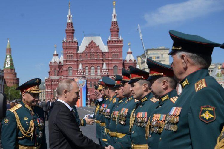 Rússia avança com modernização militar