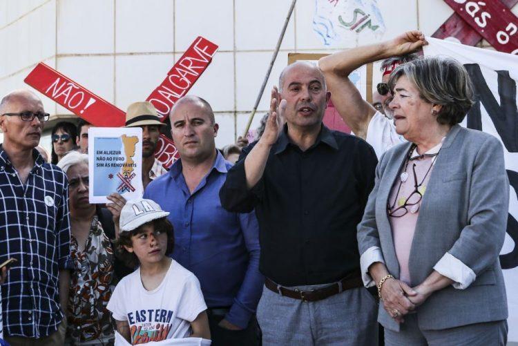 Autarca e manifestantes pedem a demissão do presidente da APA