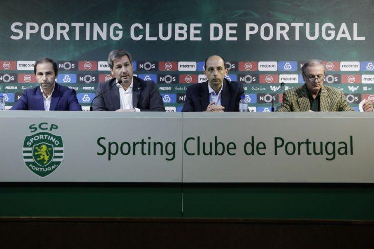 direção, Bruno de Carvalho, Sporting