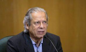 Justiça brasileira emite mandado de prisão contra ex-ministro José Dirceu