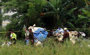 Avião que caiu em Cuba com 110 pessoas a bordo construído em 1979