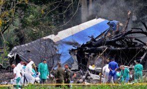 Cuba decreta dois dias de luto devido a queda de avião