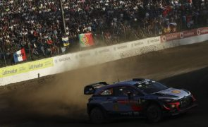 Neuville defende liderança do Rali de Portugal e prossegue 'assalto' ao Mundial