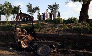 8 mortos e 3 explosões em partida de críquete no Afeganistão [vídeo]