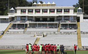 Desportivo das Aves com todos disponíveis para a final da Taça de Portugal