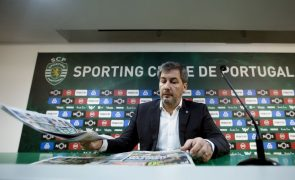 Presidente do Sporting diz que agressões foram