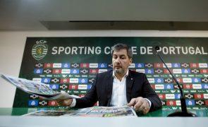 Bruno de Carvalho acusa Ricciardi e Sobrinho de serem