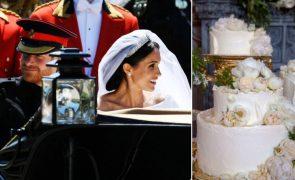 De barriga cheia 10 pratos salgados, 3 doces e muitos vinhos. Conheça a ementa do casamento!