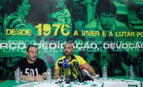 Juventude Leonina nega aval do presidente para ação contra jogadores