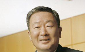 Presidente do grupo sul-coreano LG morre aos 73 anos