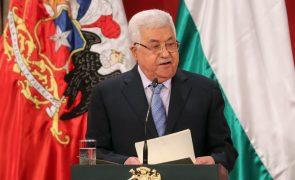 Presidente palestiniano Mahmud Abbas hospitalizado pela terceira vez numa semana