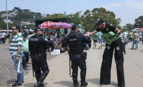 Taça de Portugal: 5 detidos nas imediações do Estádio Nacional