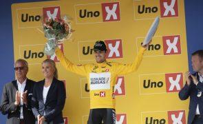 Ciclista espanhol Eduard Prades vence a Volta à Noruega