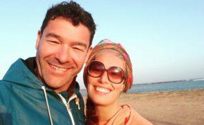 Marcantónio Del Carlo e Iolanda Laranjeiro Ator casa-se em segredo!