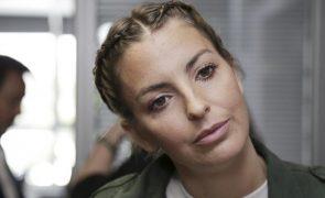 Jessica Athayde volta a pedir ajuda depois de uma «anorexia brutal»