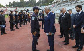 António Costa critica excesso de discurso de dirigentes e comentadores