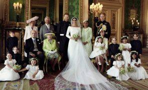 Novas fotos do casamento real analisadas à lupa: Os pormenores que ninguém reparou