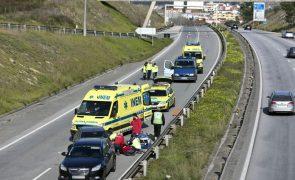 E a estrada mais perigosa de Portugal é...