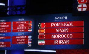 Mundial2018: Portugal inicia a preparação a «meio gás» e sem Ronaldo