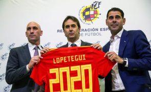 Atenção Portugal: Lopetegui renova com a seleção espanhola até 2020