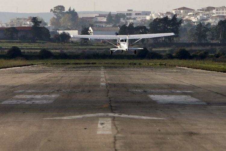 Bragança investe 200 mil euros na melhoria do terminal do aeródromo municipal