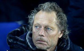 Michel Preud'homme vai treinar o Standard de Liège