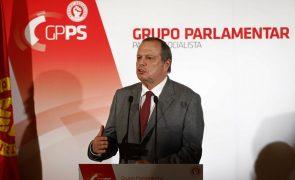 Carlos César formaliza recandidatura ao cargo de presidente do PS