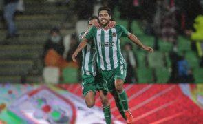 João Novais assina por cinco anos pelo Sporting de Braga