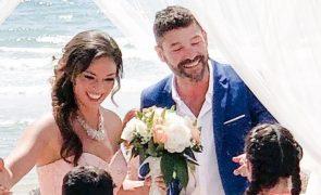 Marcantónio Del Carlo: Veja todas as imagens do casamento com Iolanda Laranjeiro