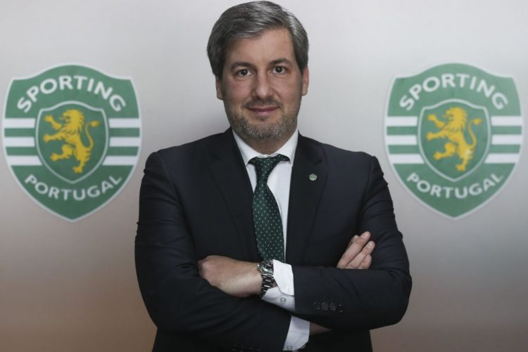 Sporting: Bruno de Carvalho recebe prémio de 100 mil euros