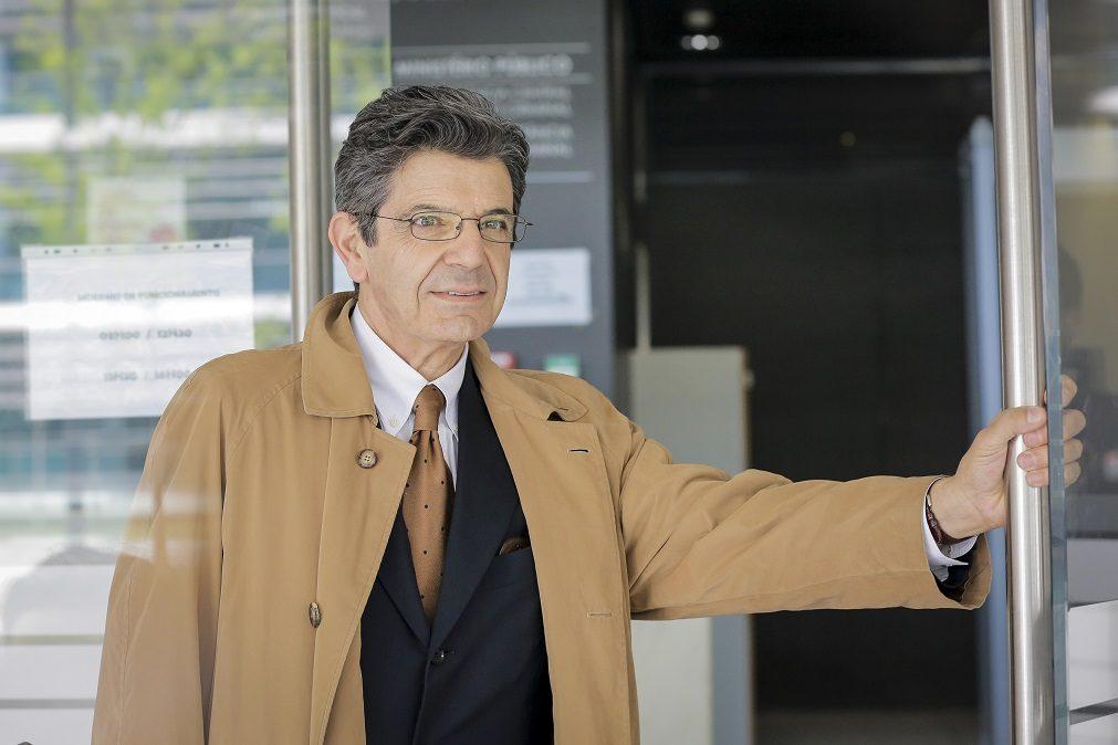 E o Globo de Ouro vai para... Manuel Maria Carrilho!